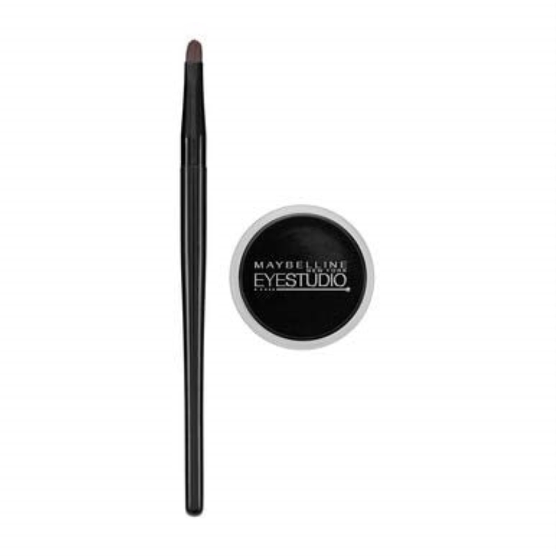 MAYBELLINE EYE STUDIO LASTING DRAMA GEL EYELINER BLACK