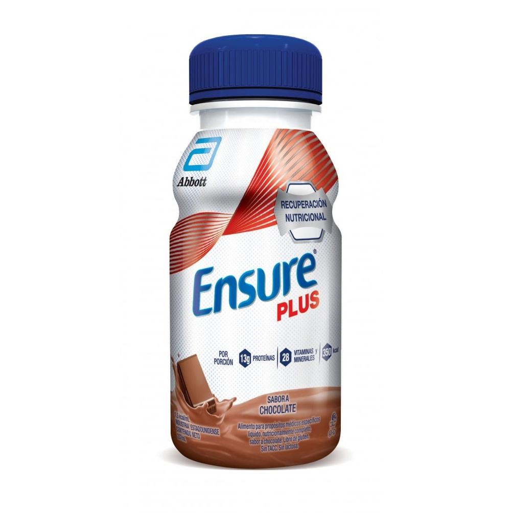 ENSURE PLUS DRINK CHOCOLATE X 237ML