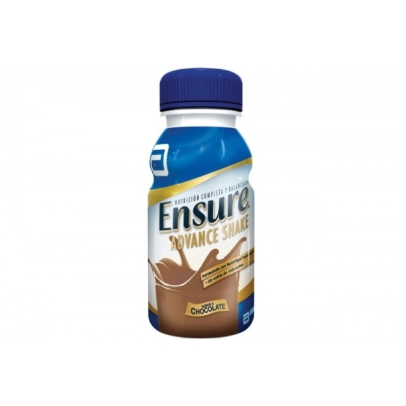 ENSURE ADVANCE SHAKE CHOCOLATE X 237 ML