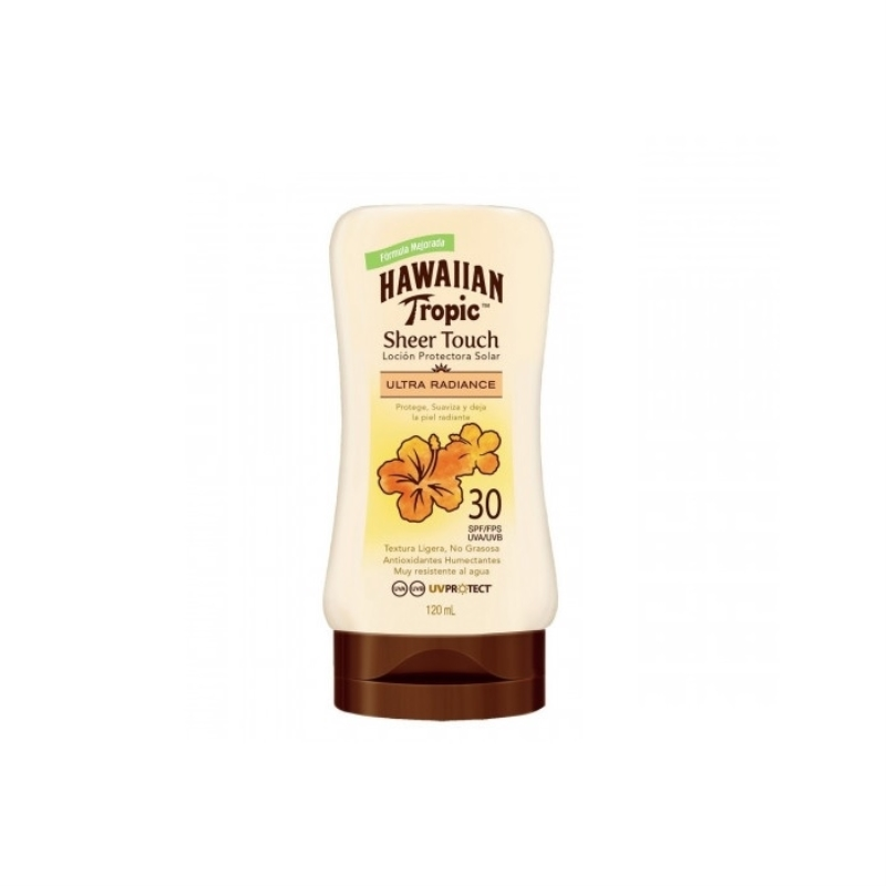 HAWAIIAN TROPIC SHEER TOUCH SPF30 X120