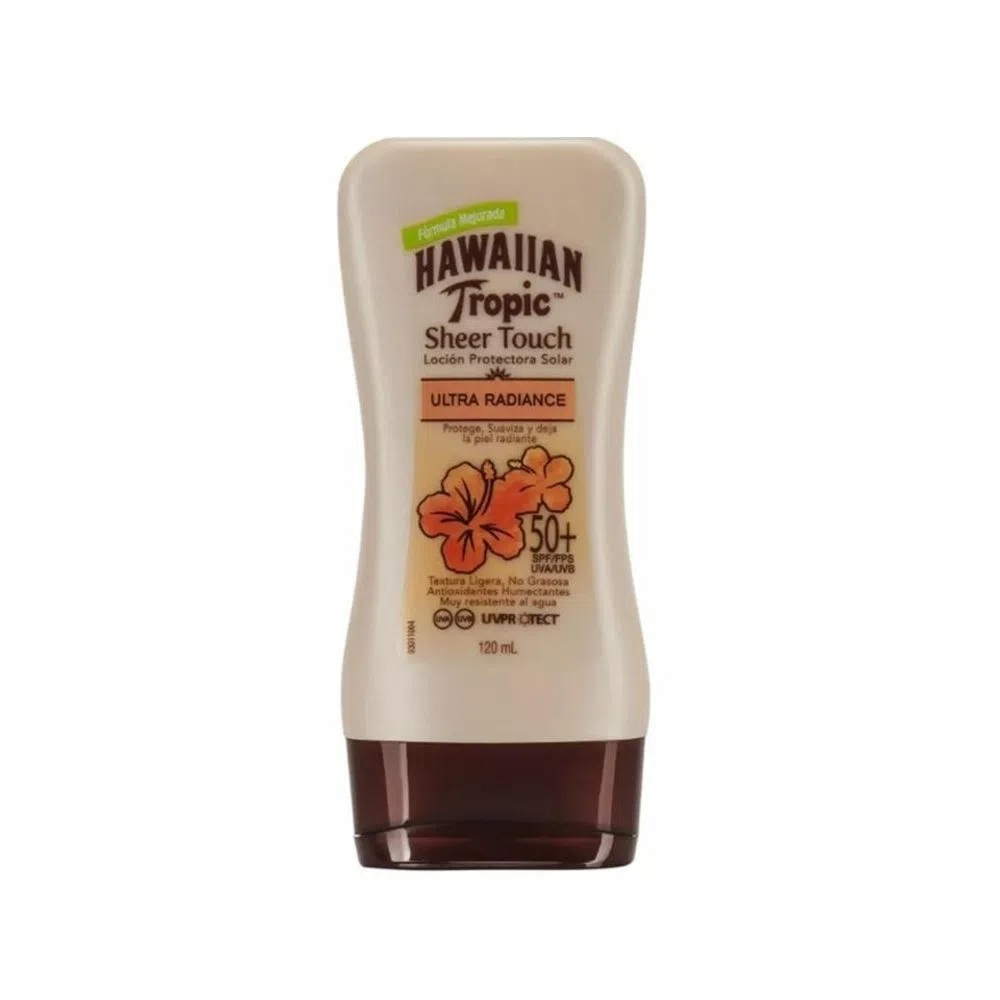 HAWAIIAN EMULSIÓN SHEER TOUCH FPS X 120 ml