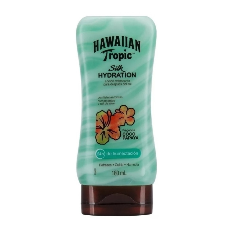HAWAIIAN CREMA REFRESCANTE DE COCO Y PAPAYA X 180 ml