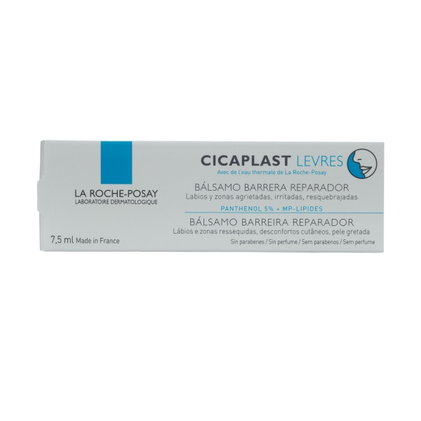 LA ROCHE POSAY CICAPLAST LABIOS X 7,5 ml