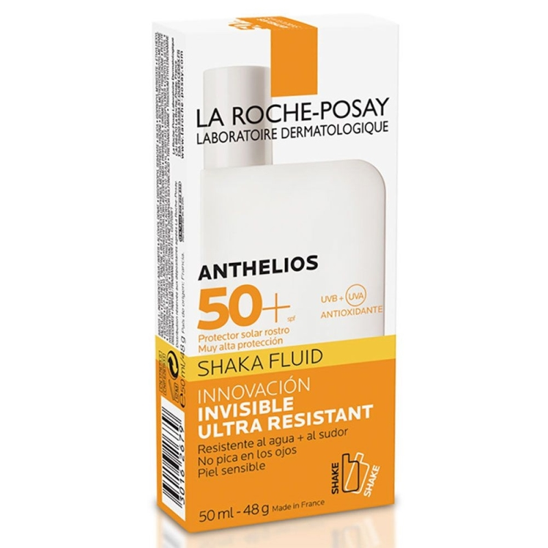 LA ROCHE POSAY ANTHELIOS ULTRA FLUIDO INVISIBLE FPS 50 x 50 ml
