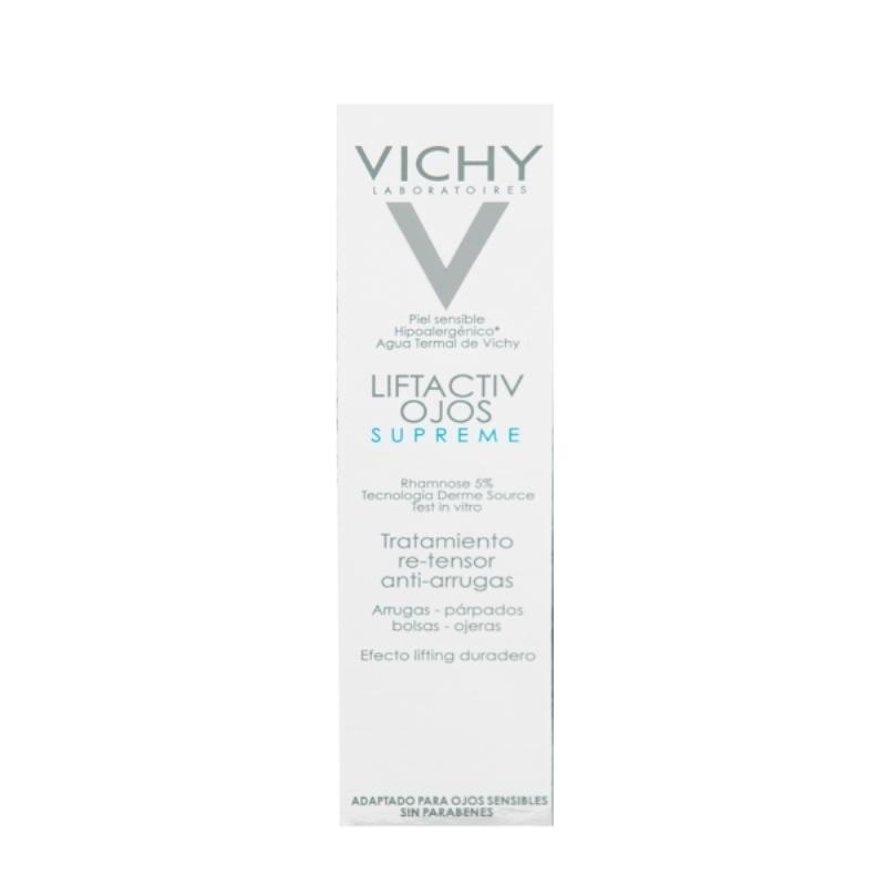 VICHY LIFTACTIV CONTORNO DE OJOS X 15 ml