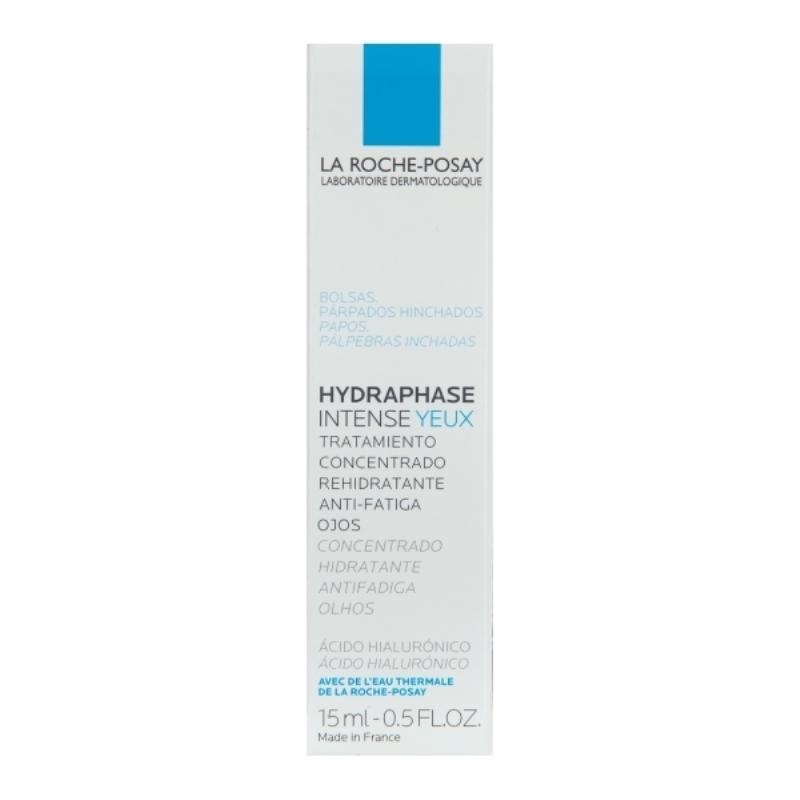 LA ROCHE POSAY HYDRAPHASE INTENSE OJOS X 15 ml