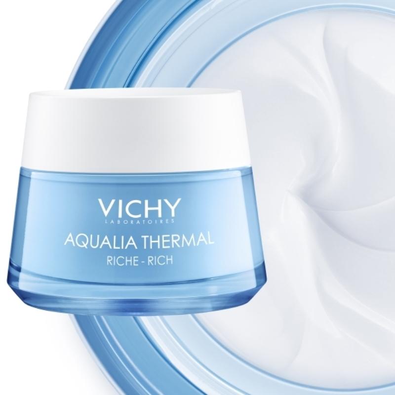 VICHY AQUALIA CREME RICHE X 50 ml