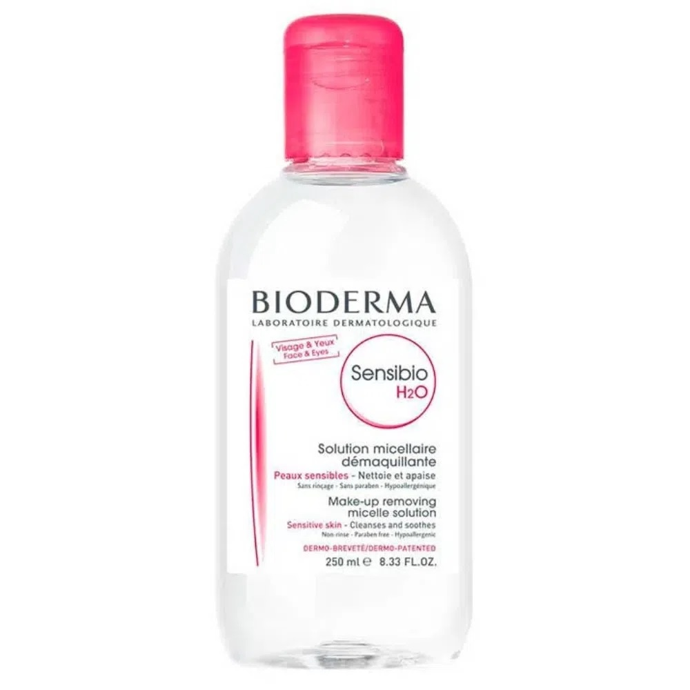 BIODERMA SENSIBIO H20 X 250 ML