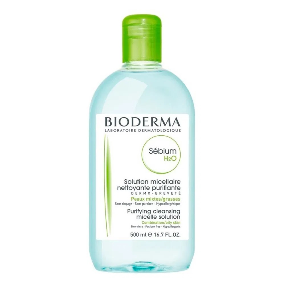 BIODERMA SEBIUM H20 X 500 ML
