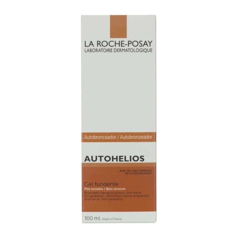 LA ROCHE POSAY GEL FUNDENTE AUTOBRONCEANTE AUTHELIOS X 100 ml