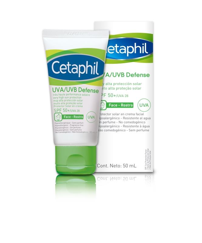 CETAPHIL UV DEFENSE FPS50+ X50ml