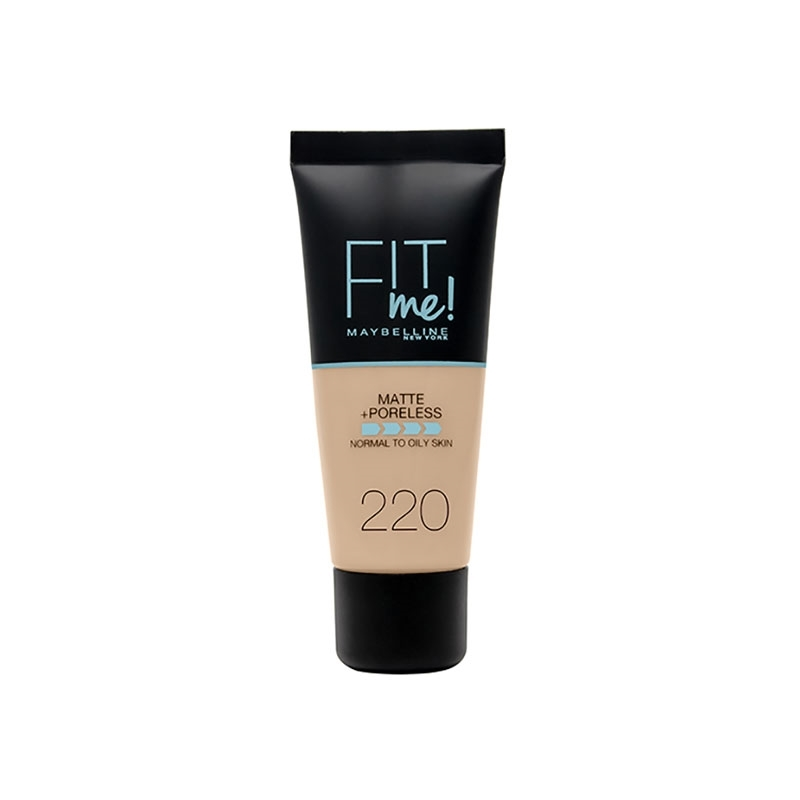 MAYBELLINE FIT ME MATTE FDT 220