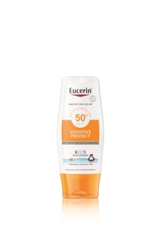 EUCERIN LOCIÓN KIDS FPS 50 X 150 ml