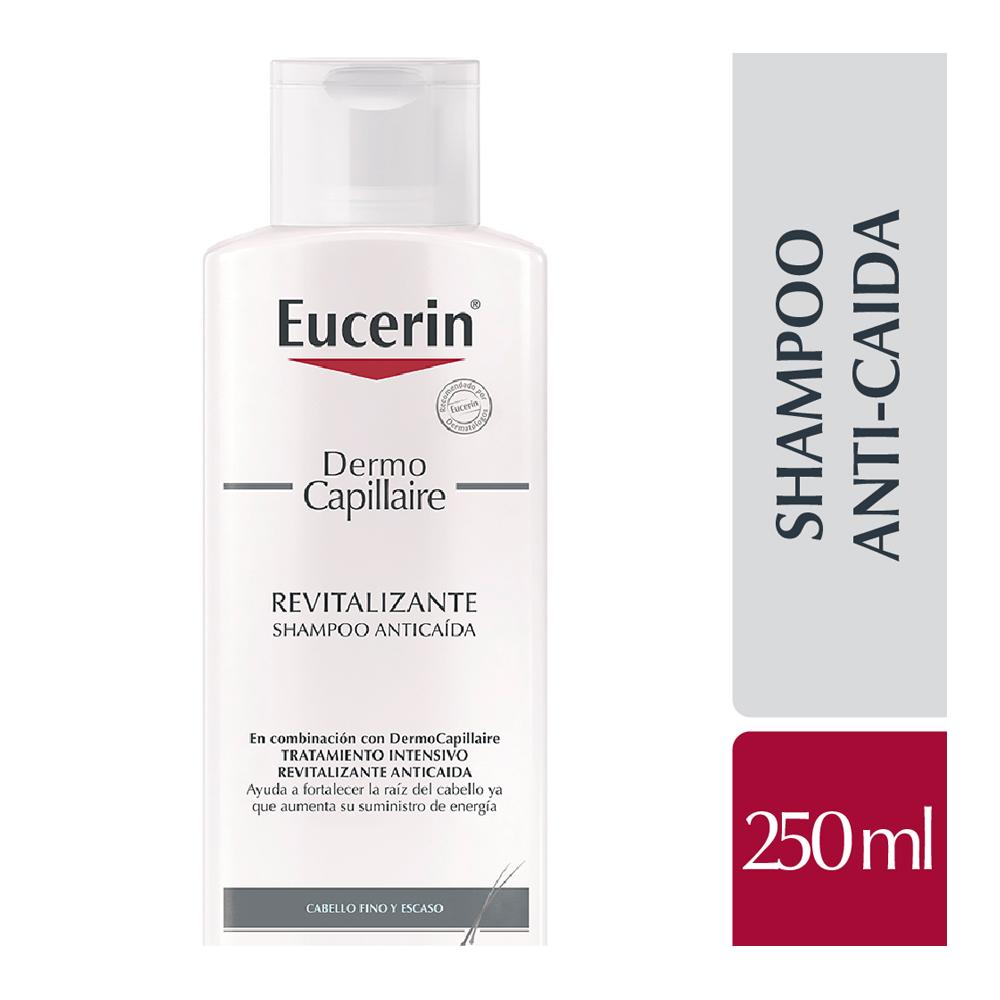 EUCERIN DERMOCAPILLAIRE SHAMPOO REVITALIZANTE ANTICAIDA X 250 ml