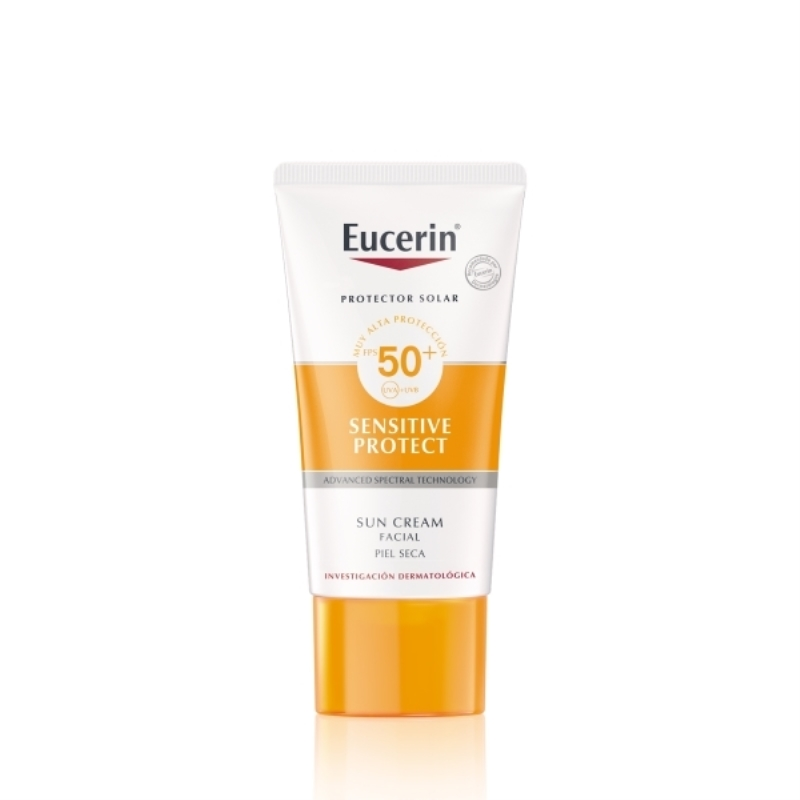 EUCERIN CREMA FPS 50+ X 50 ml