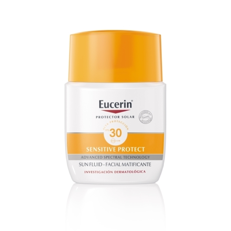 EUCERIN FLUIDO MATIFICANTE FPS 30 X 50 ml
