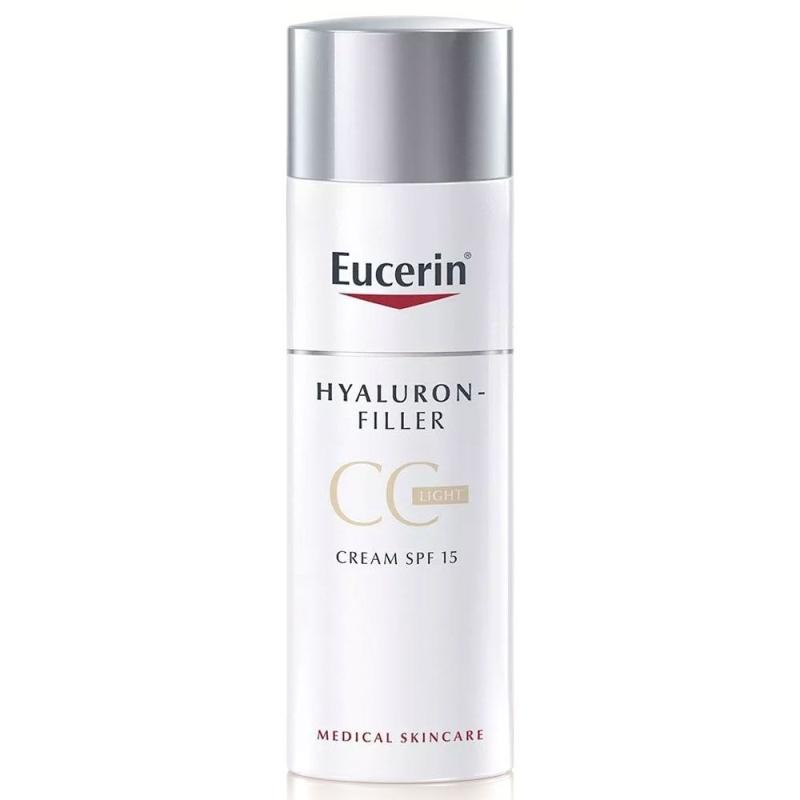 EUCERIN HYALURON FILLER CC CREAM LIGHT