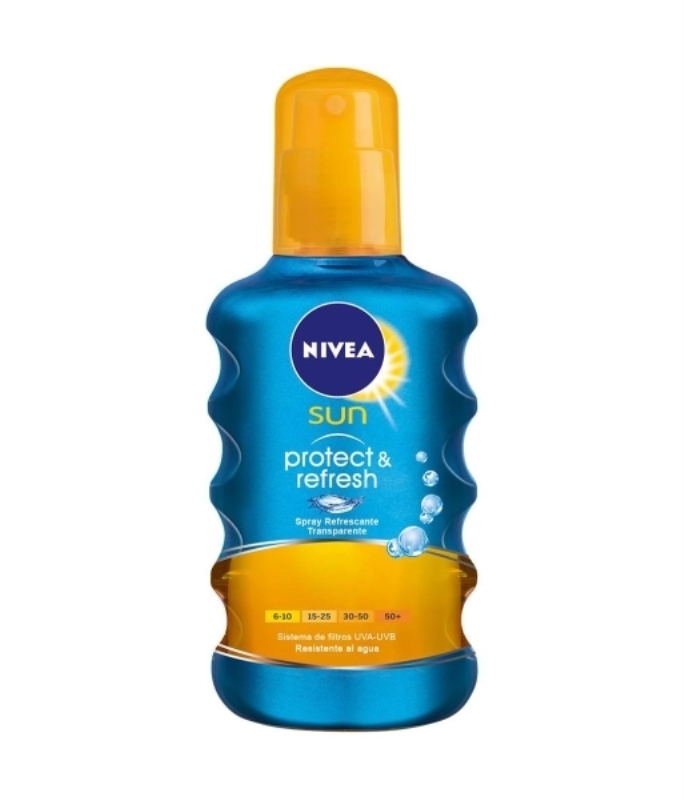 NIVEA SOLAR SPRAY FPS 50 X 200 ml