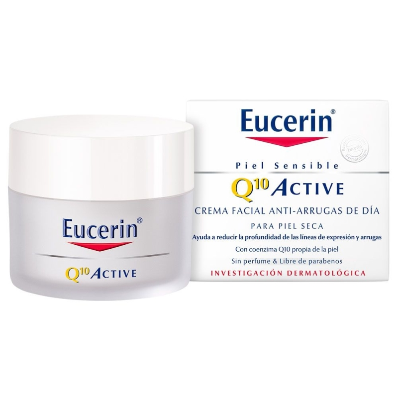 EUCERIN Q10 ACTIVE DÍA X 50 ml