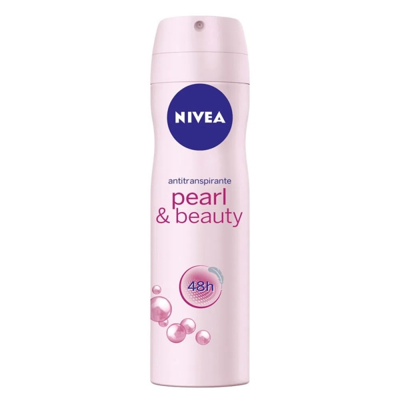 NIVEA ANTITRANSPIRANTE PEARL & BEAUTY X150ML