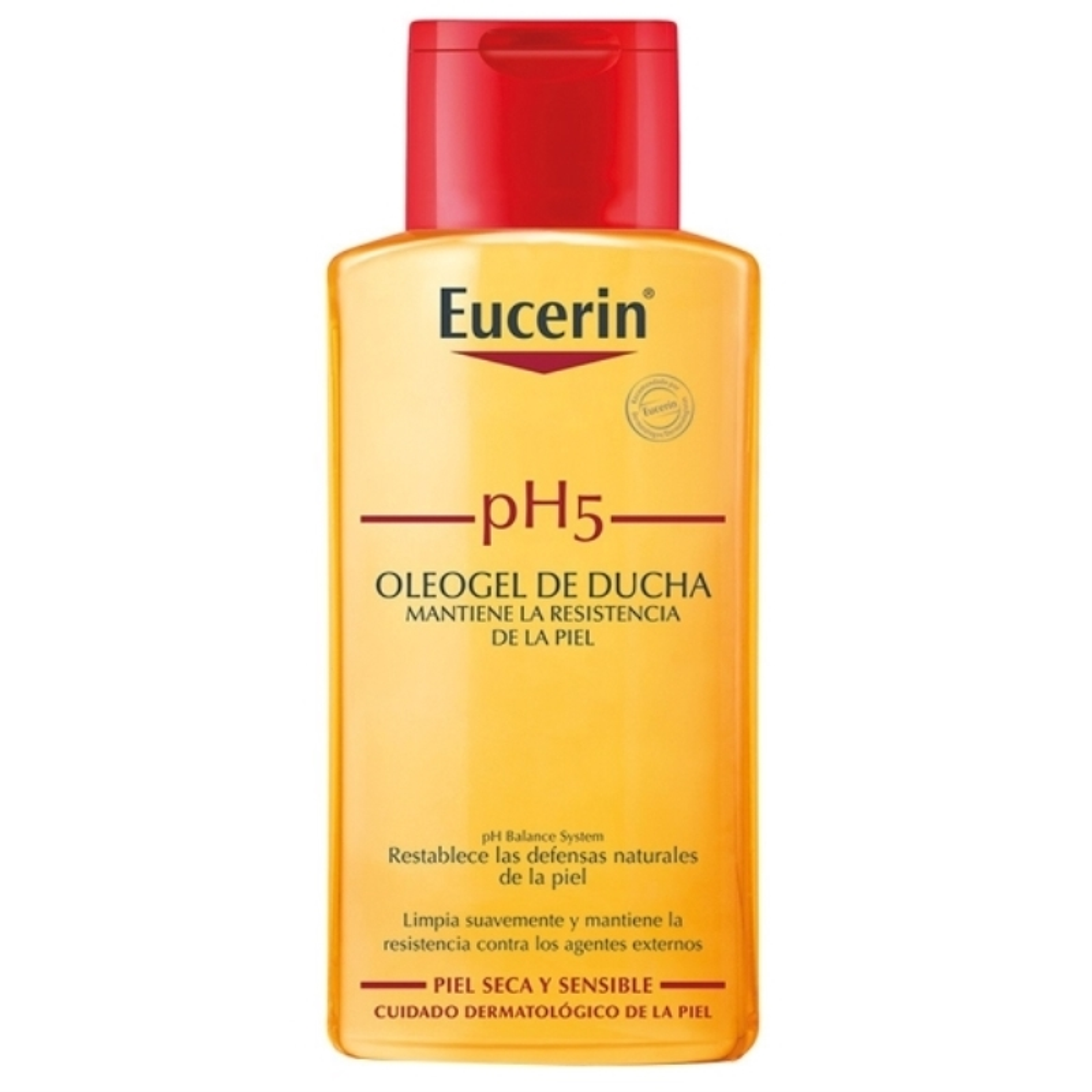 EUCERIN ACEITE DE DUCHA PH5 X 200 ml
