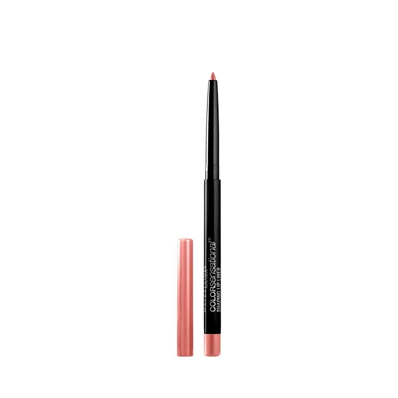 MAYBELLINE COLOR SENSATIONAL LIP LINER PUERLY  NUDE