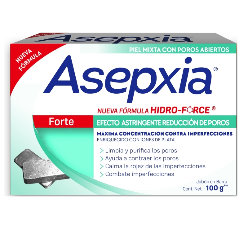 ASEPXIA FORTE X 100 gr