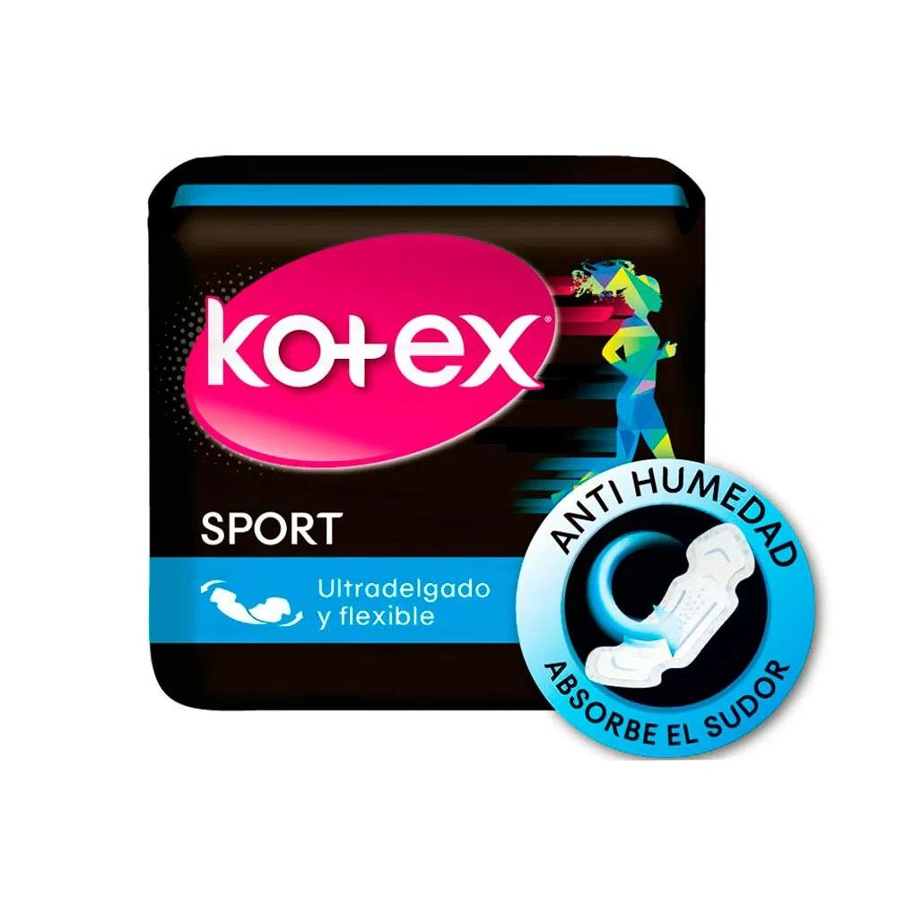 KOTEX PROT SPORT U/DELGADO FLEX X80