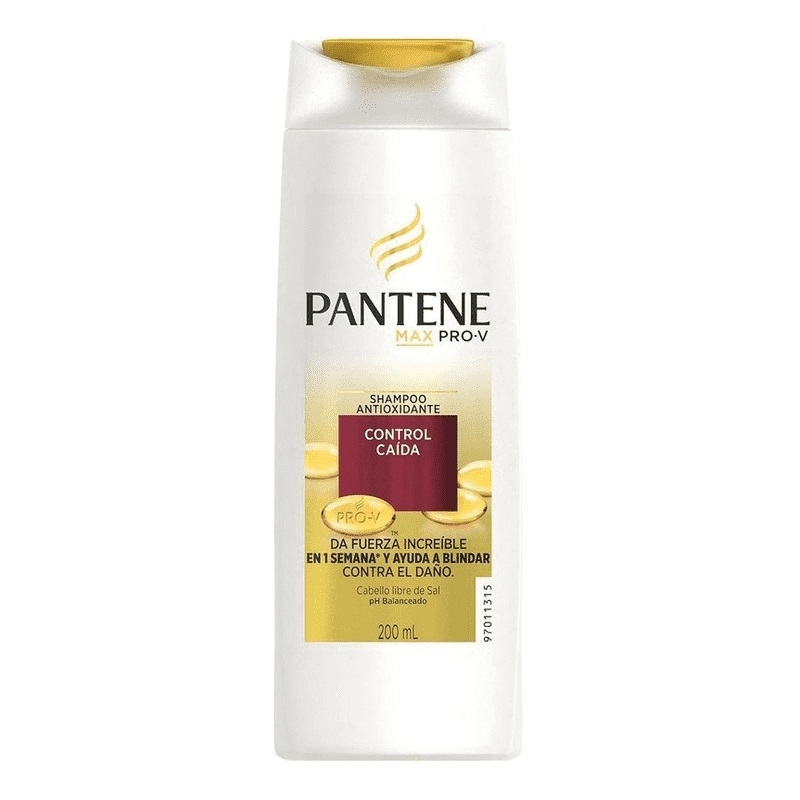 PANTENE SHAMPOO CONTROL CAIDA X 200 ml