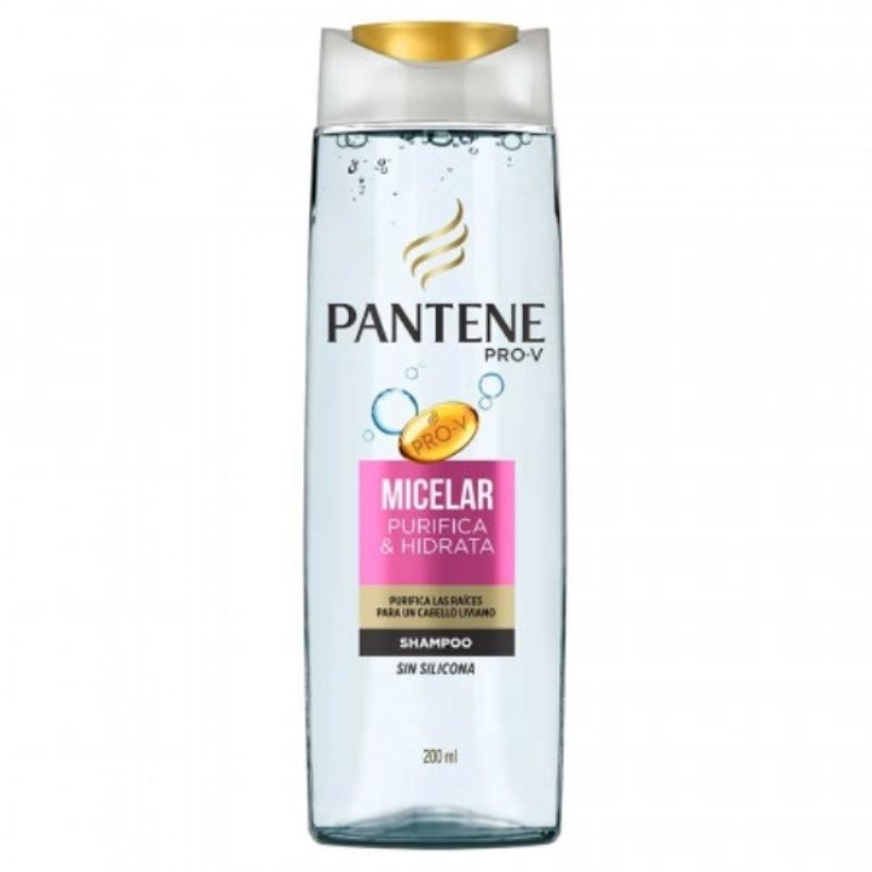 PANTENE SHAMPOO MICELAR X 200 ml
