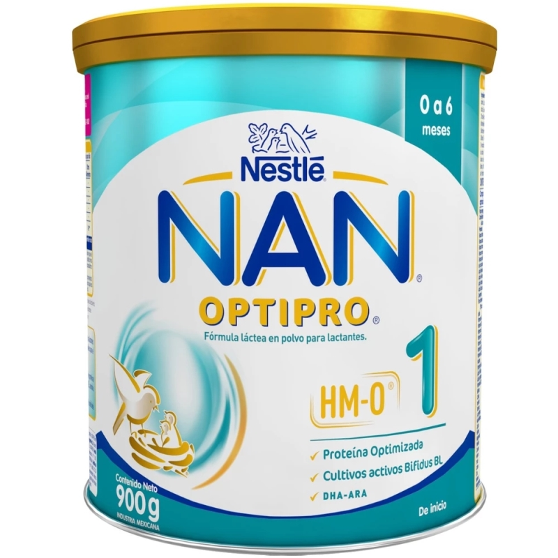 NESTLE NAN 1 OPTIPRO X 900gr