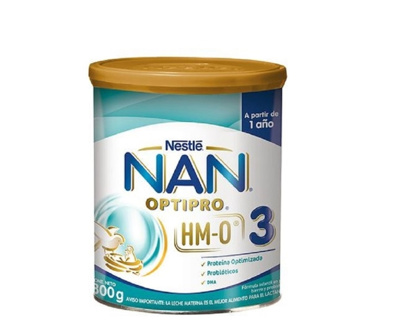 NESTLE NAN OPTIPRO 3 X 800 GR