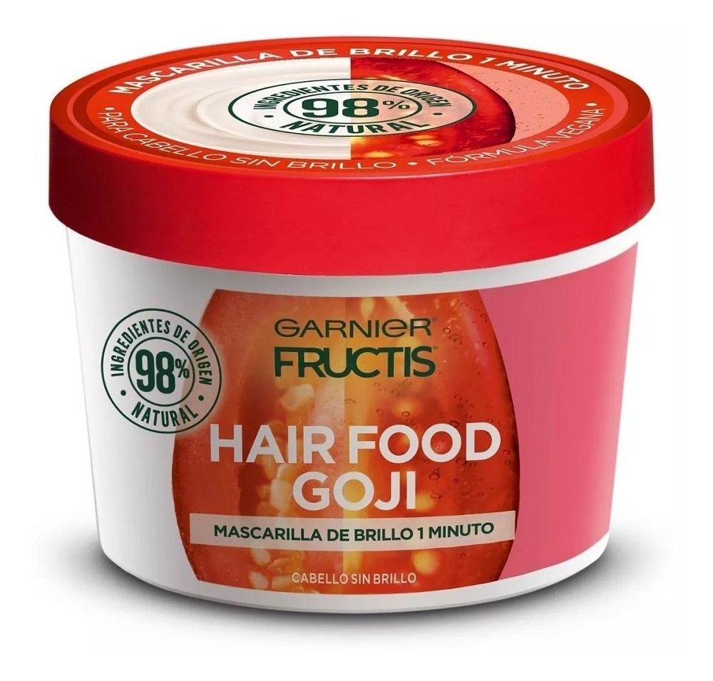 FRUCTIS HAIR FOOD GOJI MASCARILLA X350