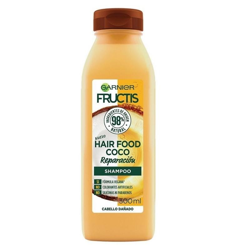 FRUCTIS SHAMPOO HAIR FOOD COCO X 300 ML