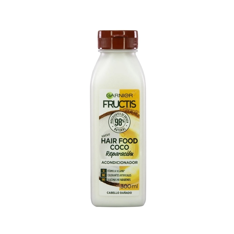 FRUCTIS ACONDICIONADOR HAIR FOOD COCO X 300 ML