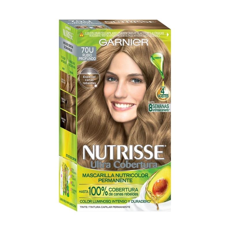 NUTRISSE ULTRA COBERTURA KIT 70 RUBIO PROFUNDO