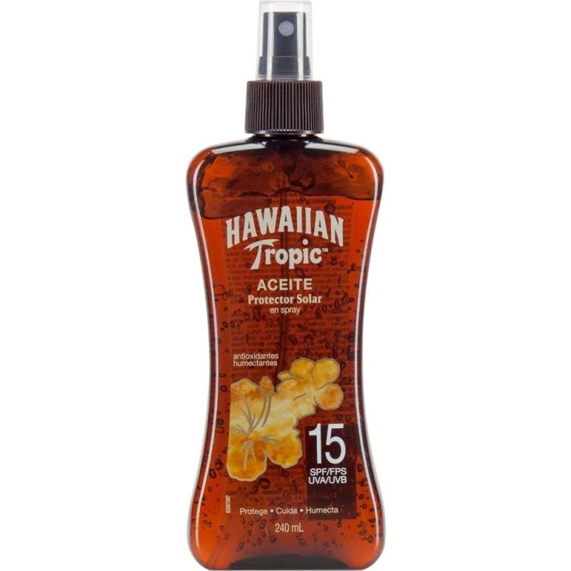 HAWAIIAN SPRAY SPF 15 X 240 ml