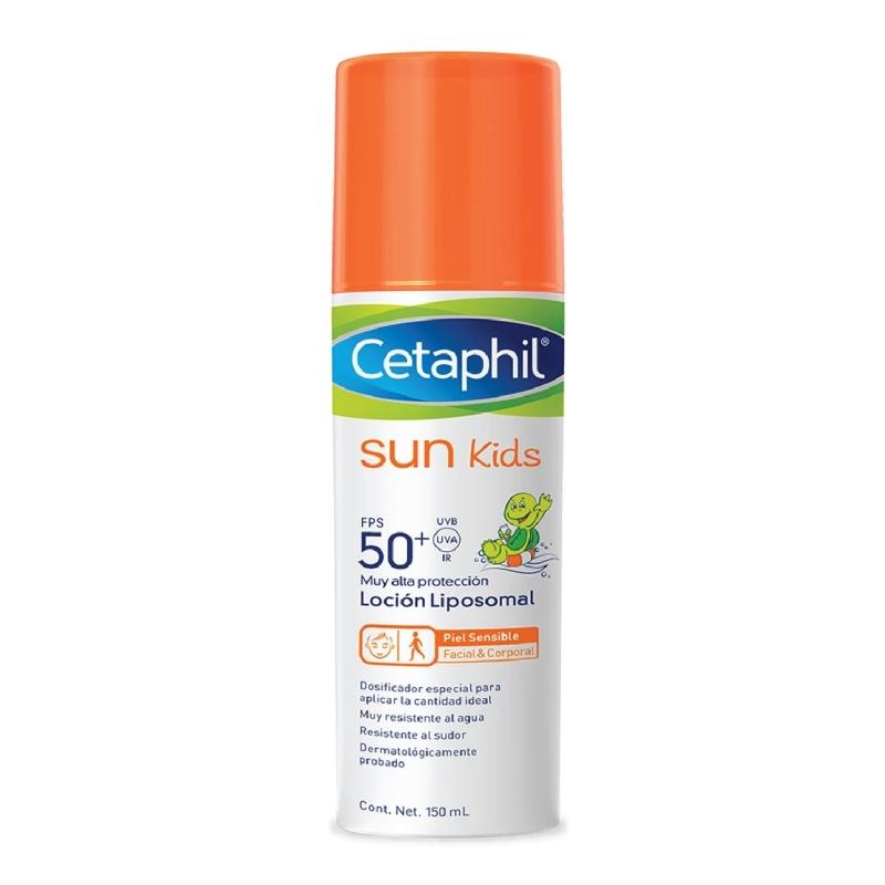 CETAPHIL SUN KIDS LOCION FACIAL/CORPORAL SPF50+ X150ml