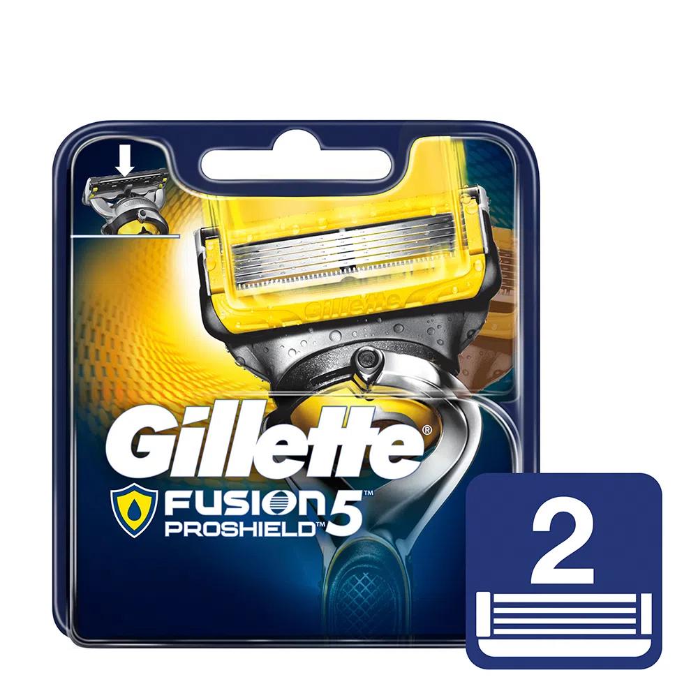 GILLETTE FUSION PROSHIELD REPUESTO X 2 un