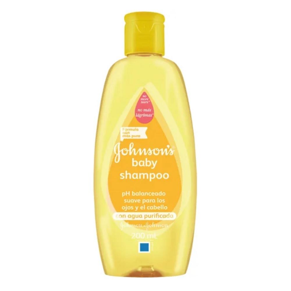 JOHNSON&JOHNSON SHAMPOO CASICO GOLD X 200 ml
