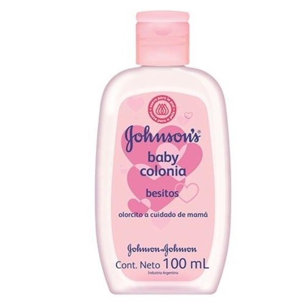 JOHNSON&JOHNSON BESITOS X 100 ml