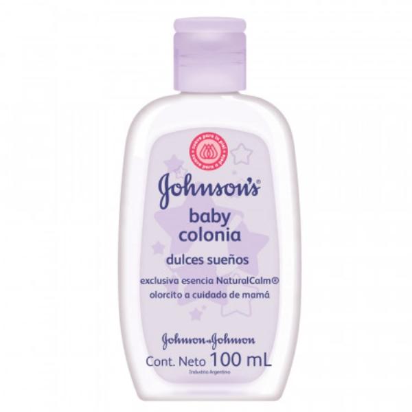 JOHNSON&JOHNSON DULCES SUENOS X 100 ml