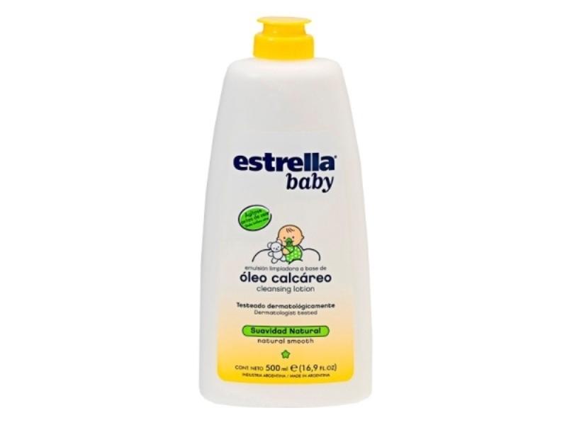 ESTRELLA BABY OLEO CALCAREO X 245 ml