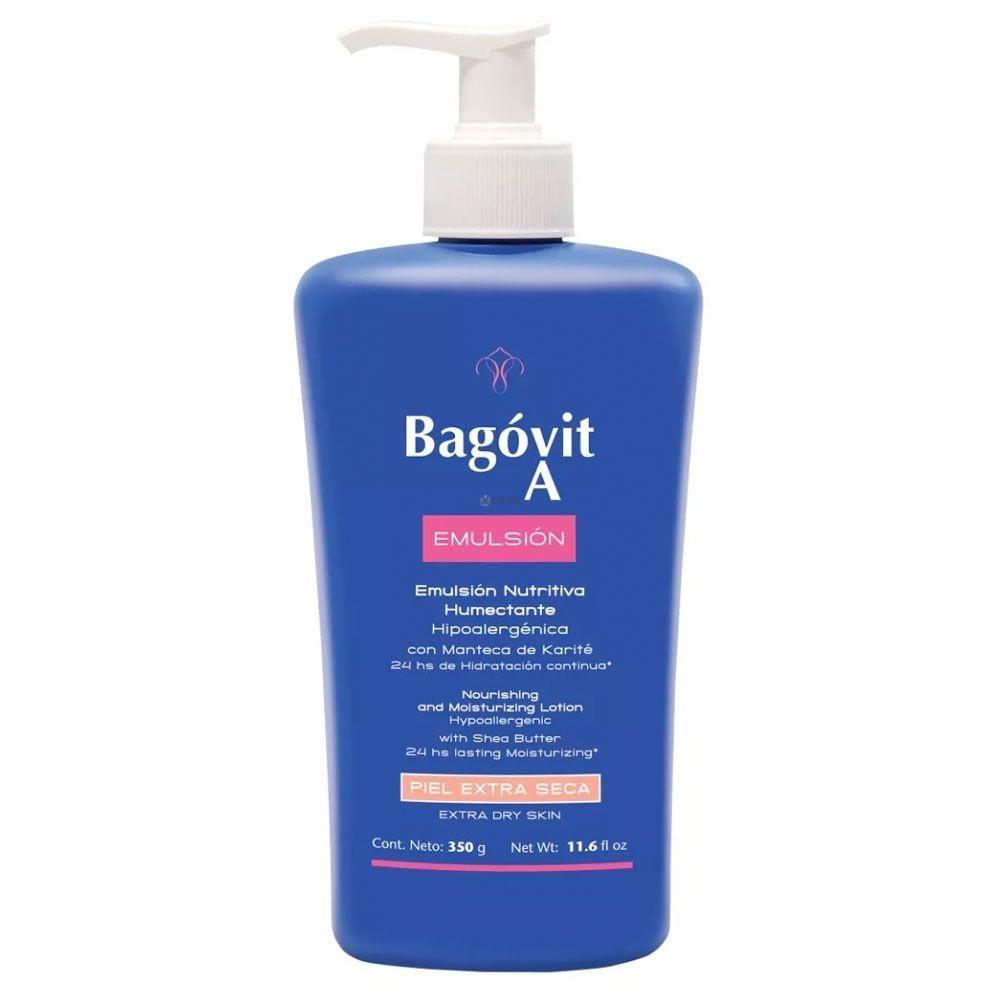 BAGOVIT  A  EMULSION NUTRITIVA X 350 GRS