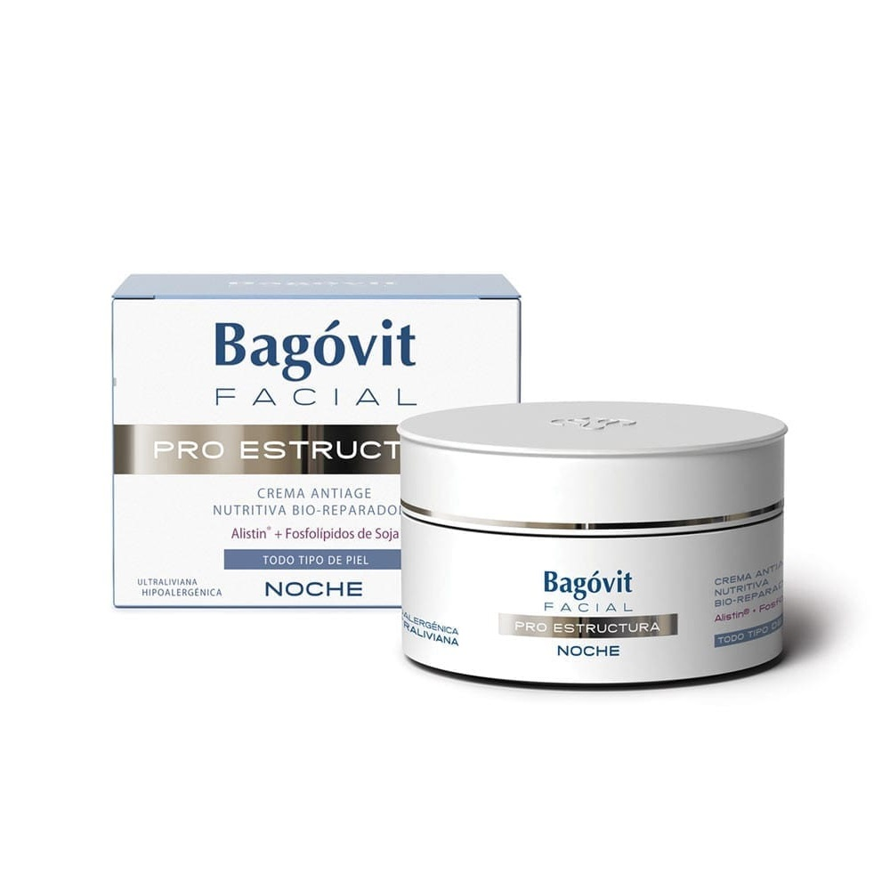 BAGOVIT  FACIAL PRO ESTRUCTURA NOCHE X 55 Gr