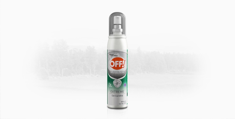 OFF OFF SPRAY DEFENSE EXTREME X100