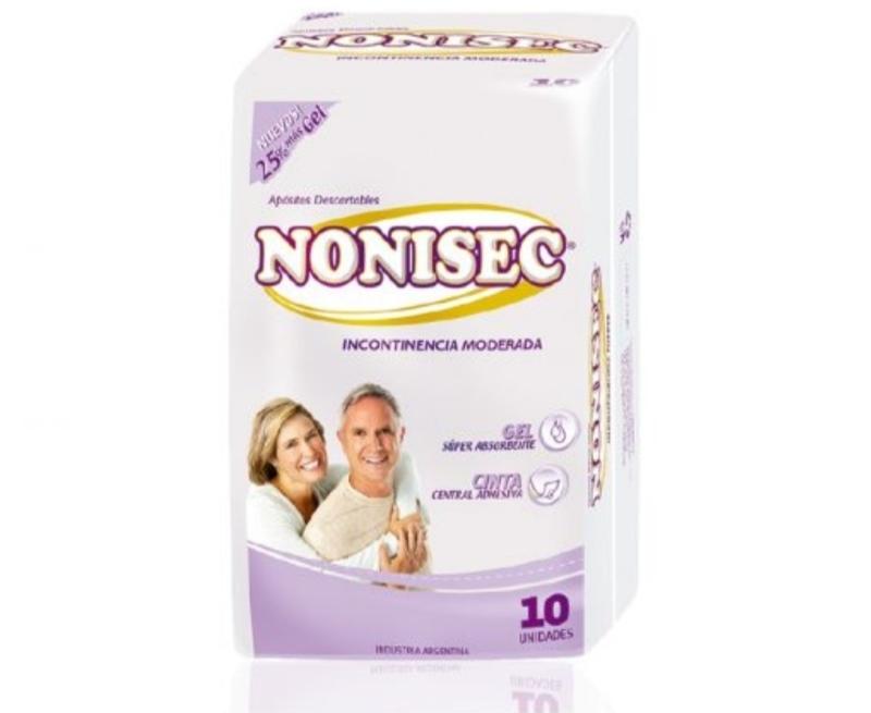 NONISEC APOSITOS INCONTINENCIA MODERADA