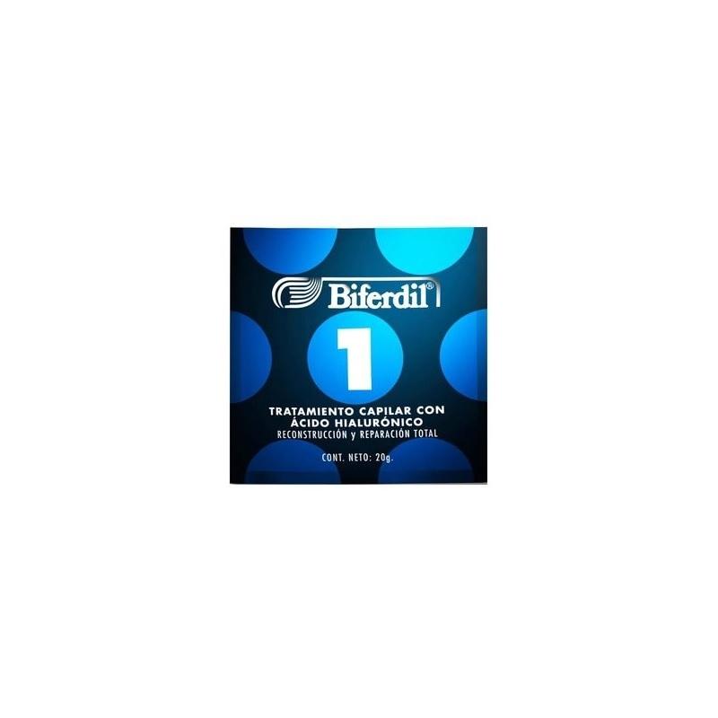 BIFERDIL BEAUTYBOX 1: TRATAMIENTO CAPILAR CON  ACIDO HIALURONICO