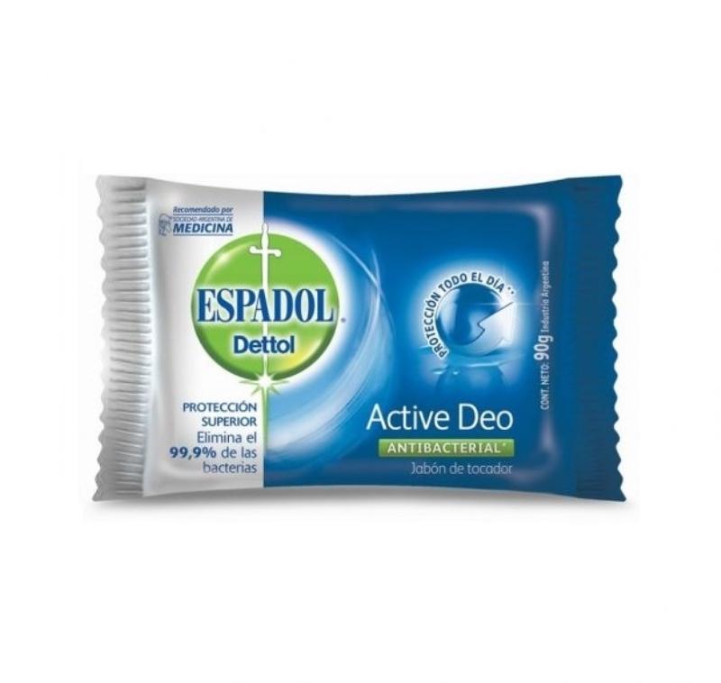 ESPADOL JABON ACTIVE DEO X 90 gr