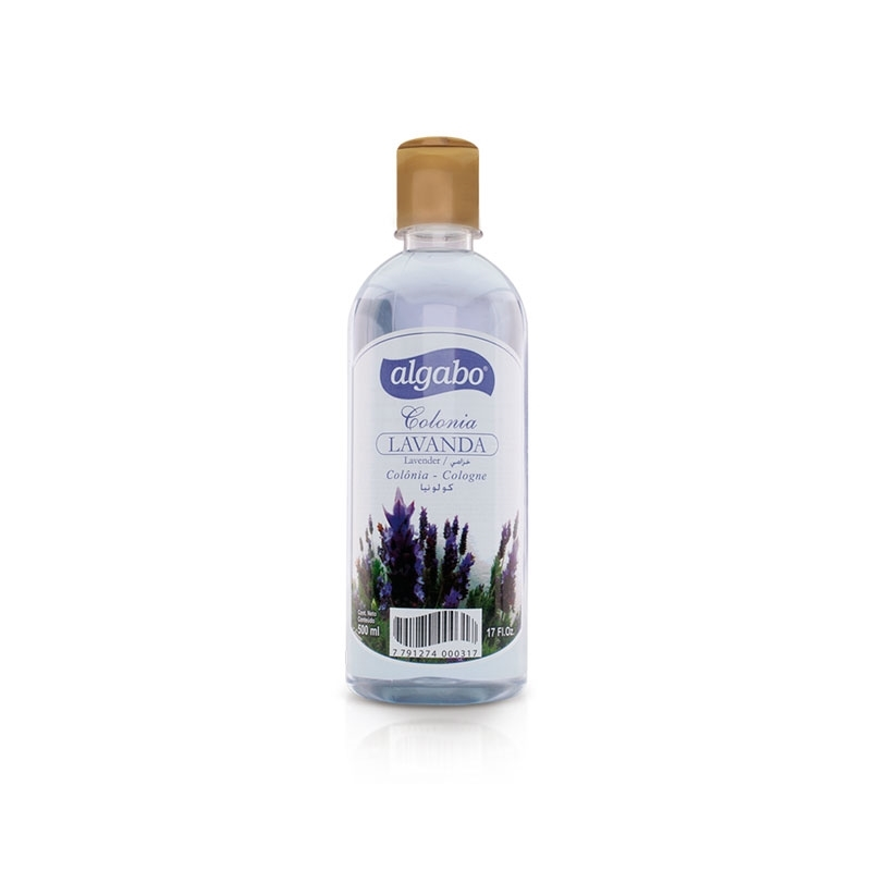 ALGABO ALGABO COLONIA LAVANDA X 500 ML